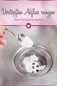 Hausmittel Abfluss Verstopft : abfluss verstopft diese hausmittel helfen haushalt pinterest cleaning hacks kitchen ~ Orissabook.com Haus und Dekorationen