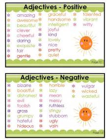 positive adjectives for positive adjectives newhairstylesformen2014