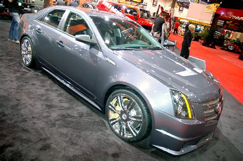 cadillac cts coupe concept car tuning