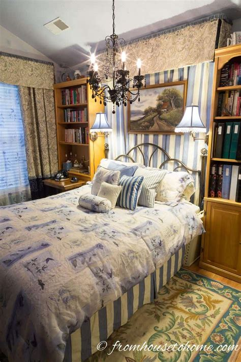 Guest Bedroom Bedding by How To Take The Quot Blah Quot Out Of A Builder Grade Guest Bedroom