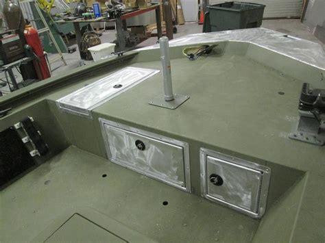 Aluminum Boat Hatch Lids by Hatch Lids Fishon Fabrications