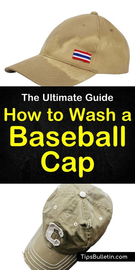 how to clean a hat how to wash a baseball cap the ultimate guide