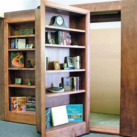 Secret Room Bookcase by Room Bookcase Door