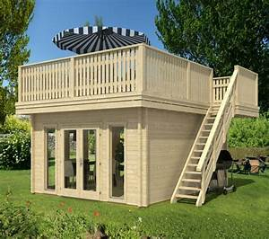 Garten Blockhaus Gebraucht : 3 inspirierende einrichtungsideen f r ihr gartenhaus ~ Lizthompson.info Haus und Dekorationen