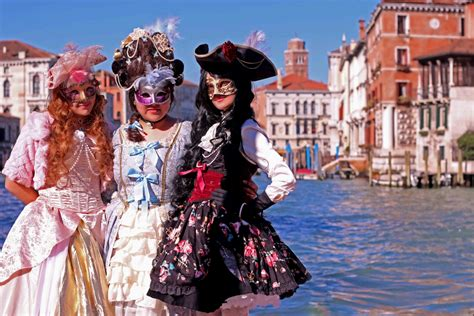 Venice Carnival 2014 A Cosplayers Holiday
