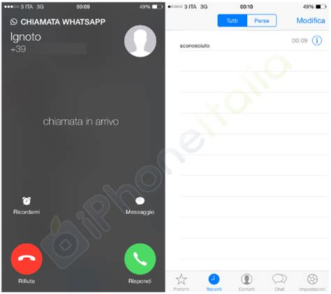 whats my phone number iphone screenshots show whatsapp for ios calling feature