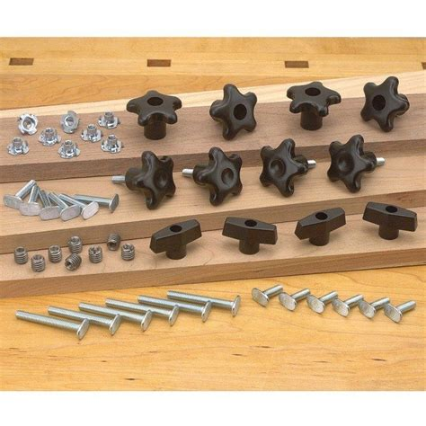 rockler jig parts hardware kit   woodworking saws