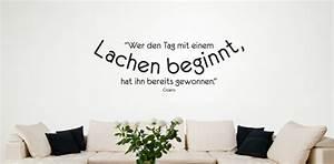 Wandtattoo Wc Sprüche : wandtattoos mit spr chen texten worten zitaten von wandkings de ~ Markanthonyermac.com Haus und Dekorationen