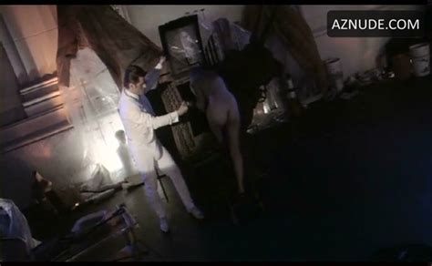 Flux Suicide Breasts Butt Scene In The Wizard Of Gore