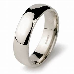 simple white gold wedding rings for men ipunya With simple wedding rings for men