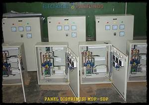 Harga Panel Distribusi Mdp