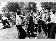 Norway – England 1981 Football Violence