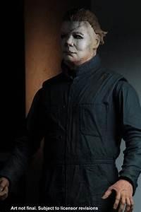 Halloween 2 Ultimate Michael Myers Neca Action Figure