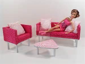 Barbie Doll Living Room Furniture