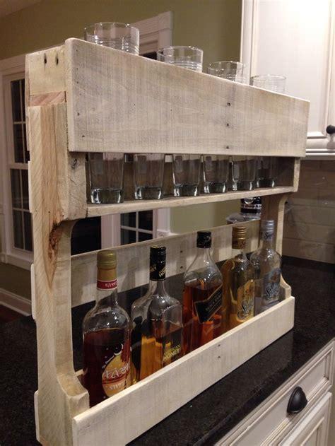 whiskey shelf ideas images  pinterest home