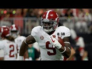 """Bo Scarbrough College Highlights """"Welcome to the Cowboys ..."""