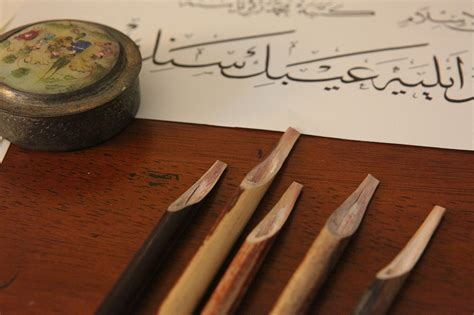 arabic calligraphy  beginner