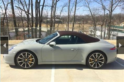 fashion grey porsche turbo s custom ordering a 991 39 porsche exclusive 39 and you page
