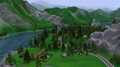 Die Sims 3 Hidden Springs Youtube