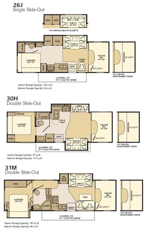 fleetwood class c rv floor plans floor matttroy