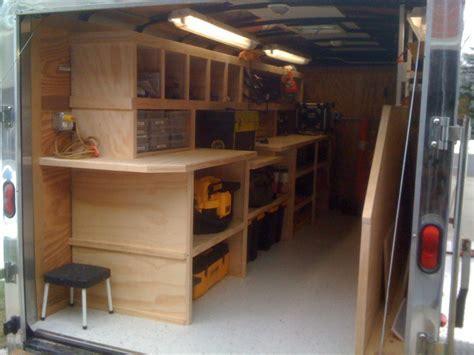 Cargo Trailer Ideas   Tools & Equipment   Architect Age