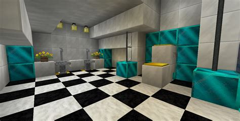 minecraft bathroom ideas bathroom designs creations creative mode minecraft