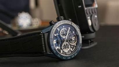 Heuer Tag Tourbillon Carrera Chronometer Chronograph Ablogtowatch