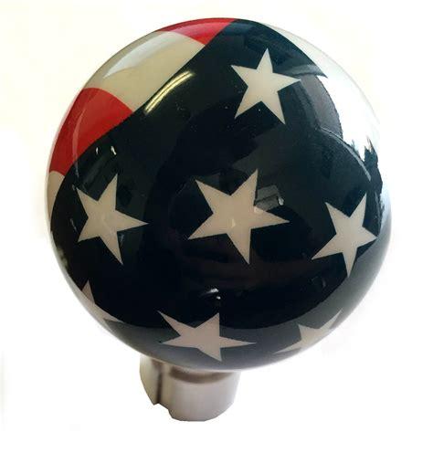 c6 corvette shift knob c6 corvette shift knob airbrushed american pride flag