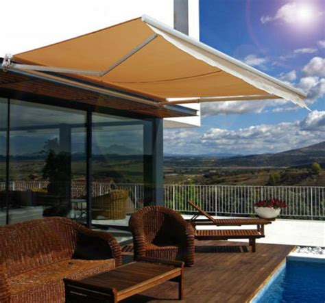 outdoor  manual retractable awning patio deck sun shade canopy shelter ebay
