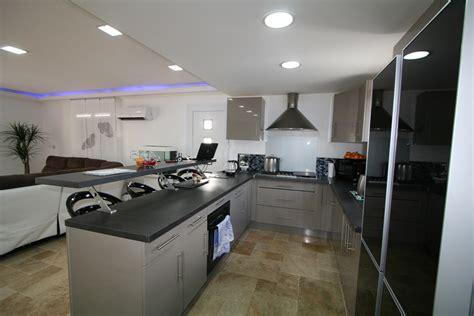 cuisine villa maisons et villas villa opio moderne de plain pied 3