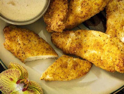 chicken keto tenders twosleevers air fryer breaded makes these