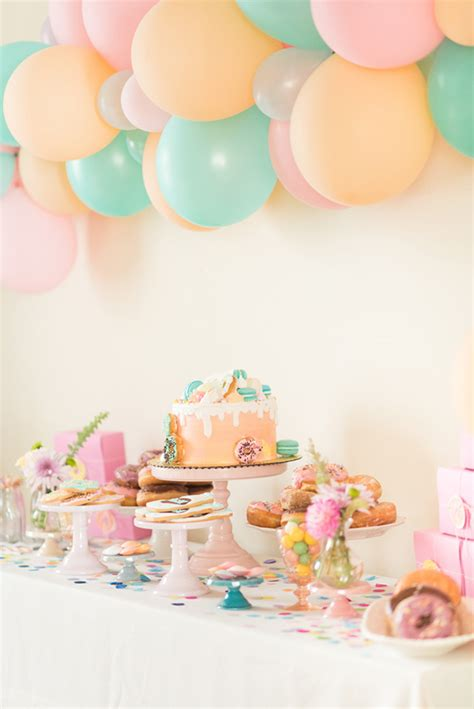 46 best donut party ideas images on pastel donut birthday party donut party ideas 100
