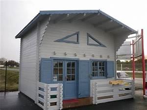 Chalet Habitable Sans Permis De Construire : chalets habitables en bois en kit sans permis de ~ Dallasstarsshop.com Idées de Décoration