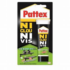 Ni Clou Ni Vis Pattex : pate de fixation pattex ~ Dailycaller-alerts.com Idées de Décoration