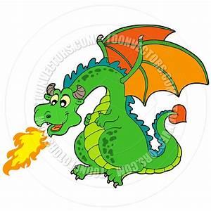 clipart dragon fire - Clipground