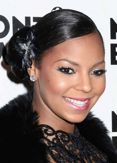 Black American Hairstyles by Black Hairstyles With Buns