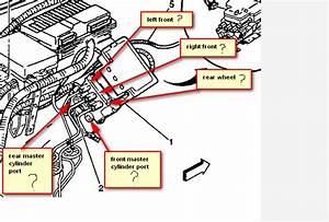 Diagram 2005 Z71 Tahoe Brake Line