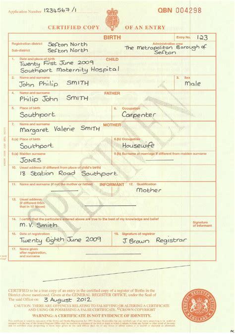 Wiki Birth Certificate Upcscavenger
