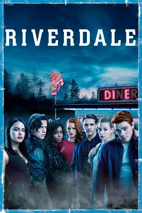 riverdale tv series  posters