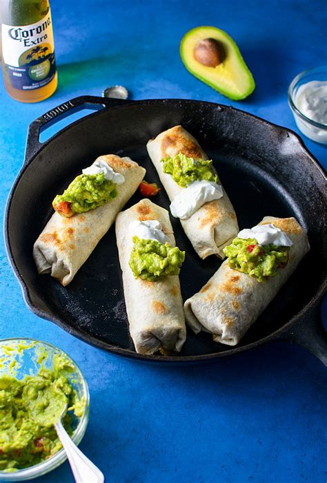 baked chicken chimichangas recipe kitchen swagger