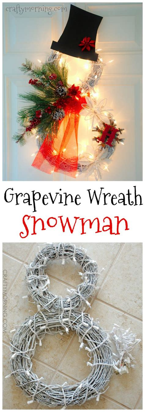 adorable snowman diy ideas  christmas decoration