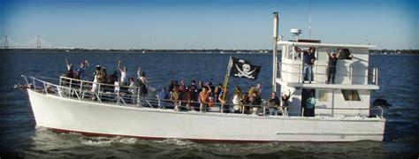 Boat Rentals Charleston Sc by Charleston Harbor Tours Cruises Tidalwave