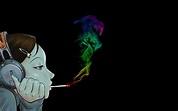 Download Weed Smoking Wallpaper Gallery