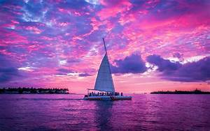Image Gallery pink sunset