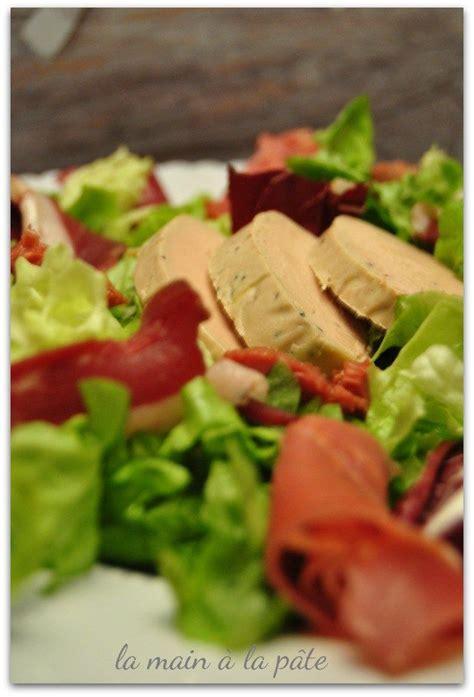 cuisine landaise salade landaise sur une sélection des
