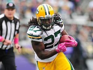 Former Alabama RB Eddie Lacy Named PFWA Rookie Of The Year