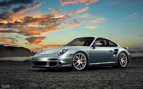 Porsche 911 Turbo Avant Garde Wallpaper