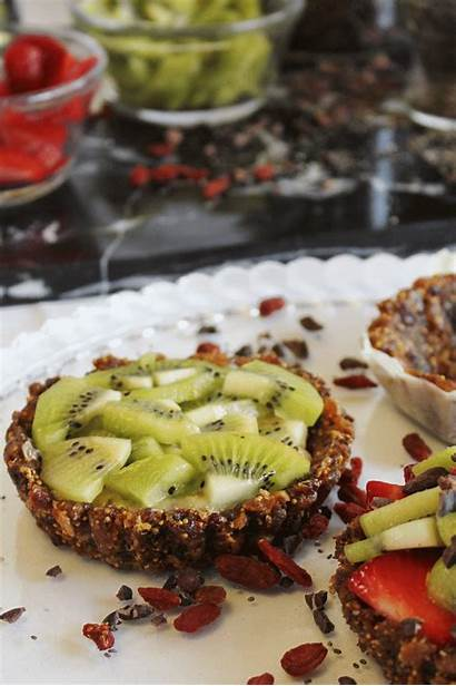 Tarts Vegan Fruit Bare Raw Giphy Cake