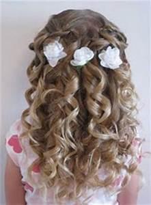 kid's hair on Pinterest | Flower Girl Hairstyles, Toddler ...