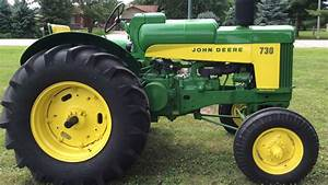 1960 John Deere 730 Lp Standard